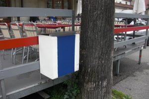 Bourg - Café des Arcades